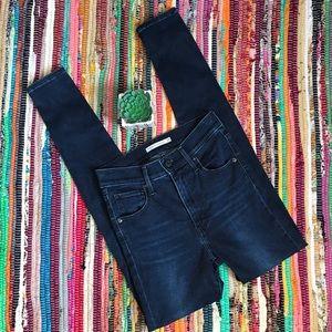 Levi's ~ Mile High Super Skinny jeans